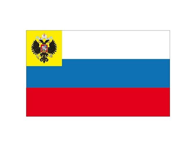 Vlajka Rusko 1. sv. v. 1914-1917 90 x 150 cm