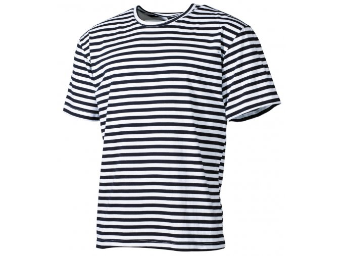 Ruské námořní tričko - krátké rukávy