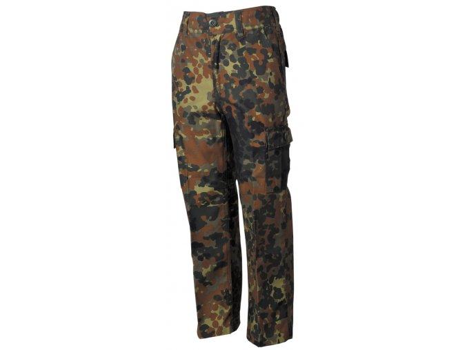US BDU dětské kalhoty flecktarn