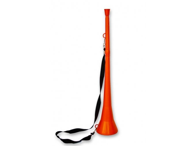 Vuvuzela Boogie Blast oranžová