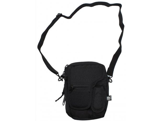 Taška na rameno černá