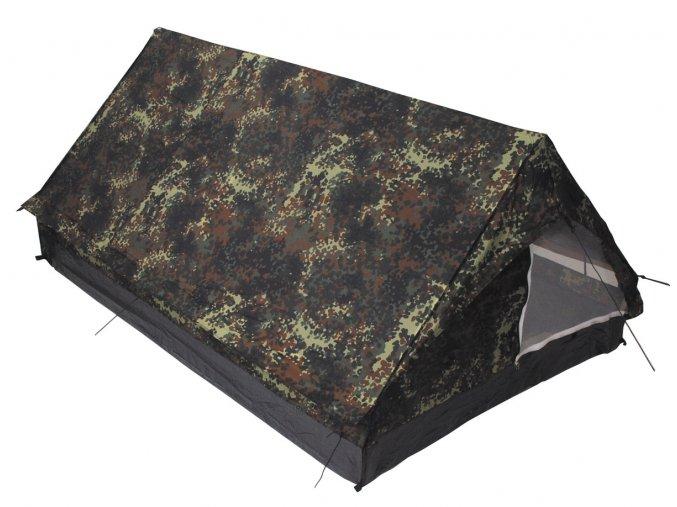 Stan Minipack 213x137x97cm flecktarn