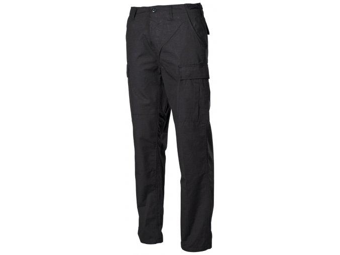 US kalhoty BDU Rip Stop černé