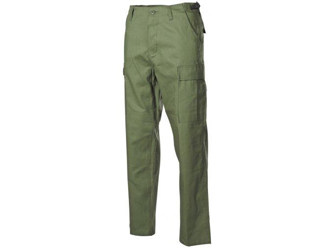 US kalhoty BDU Rip Stop olivové