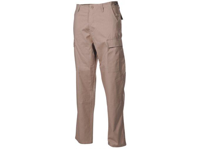 US kalhoty BDU Rip Stop khaki