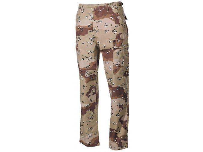 US kalhoty BDU Rip Stop desert 6 barev
