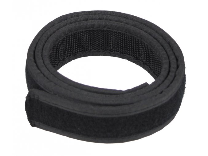 Vnitřní pásek Security Nylon černý na suchý zip