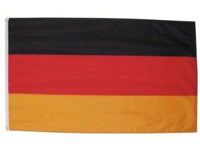 Vlajka Německo o velikosti 90 x 150 cm AKCE