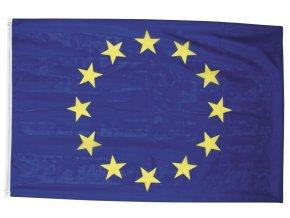 Vlajka EU - Evropská Unie o velikosti 90 x 150 cm AKCE