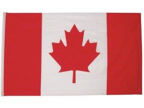 Vlajka Kanada o velikosti 90 x 150 cm AKCE