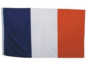 Vlajka Francie o velikosti 90 x 150 cm AKCE