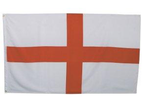 Vlajka Anglie (kříž) o velikosti 90 x 150 cm AKCE