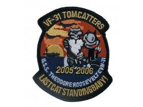 """Nášivka """"VF-31 TOMMCATTERS"""" B"""