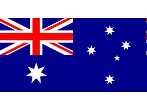 Vlajka Austrálie o velikosti 90 x 150 cm