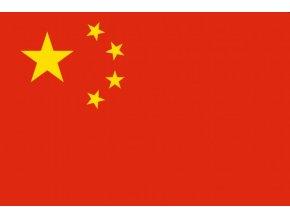 Vlajka Číny o velikosti 90 x 150 cm
