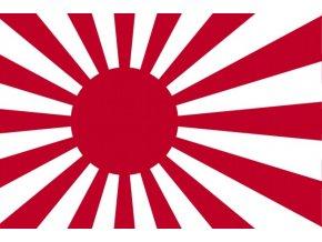 Vlajka Japonská válečná o velikosti 90 x 150 cm