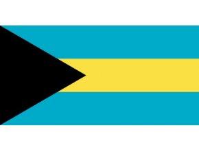 Vlajka Baham o velikosti 90 x 150 cm
