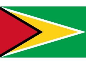 Vlajka Guyany o velikosti 90 x 150 cm