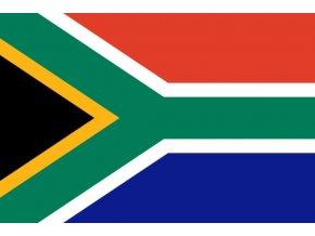 Vlajka Jihoafrické republiky o velikosti 90 x 150 cm