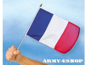 Vlaječka - praporek Francie 30 x 45 cm