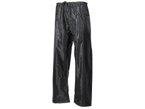 Kalhoty do deště polyester + PVC oliv