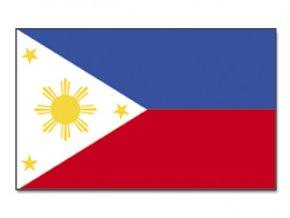 Vlajka Filipíny o velikosti 90 x 150 cm