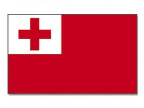 Vlajka Tonga o velikosti 90 x 150 cm