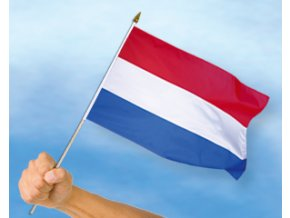 Vlaječka - praporek Nizozemí 30 x 45 cm