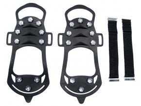 Podkůvky na boty nesmeky - 10 hřebů