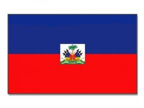 Vlajka Haiti o velikosti 90 x 150 cm