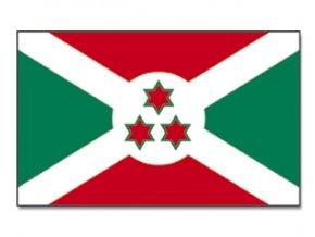 Vlajka Burundi o velikosti 90 x 150 cm