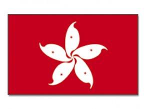 Vlajka Hongkong o velikosti 90 x 150 cm