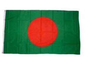 Vlajka Bangladéš o velikosti 90 x 150 cm