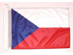 Lodní vlajka ČR