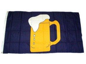 Pivní vlajka 90 x 150 cm