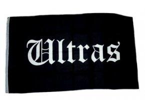 Vlajka ULTRAS 90x 150 cm