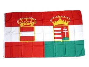 Vlajka Rakousko-Uhersko 90 x 150 cm