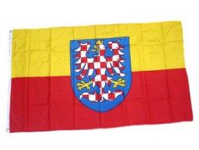 Vlajka Moravská (vlajka Moravy) 90 x 150 cm