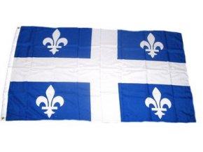 Vlajka Kanada - Québec 90 x 150 cm