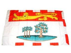 Vlajka Kanada - Ostrov prince Edwarda 90 x 150 cm