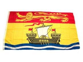 Vlajka Kanada - Nový Brunšvik 90 x 150 cm