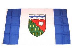 Vlajka Kanada - Severozápadní teritoria 90 x 150 cm