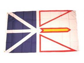 Vlajka Kanada - Newfoundland a Labrador 90 x 150 cm