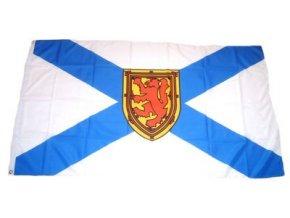Vlajka Kanada - Nové Skotsko 90 x 150 cm