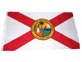 Vlajka Florida o velikosti 90 x 150 cm