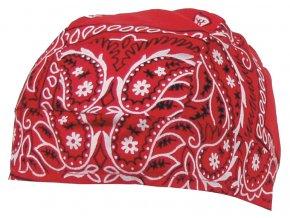 Šátek (BANDANA) červený