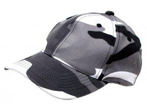 Klasická čepice s kšiltem Basebalka urban