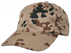 Klasická čepice s kšiltem Basebalka BW tropentarn