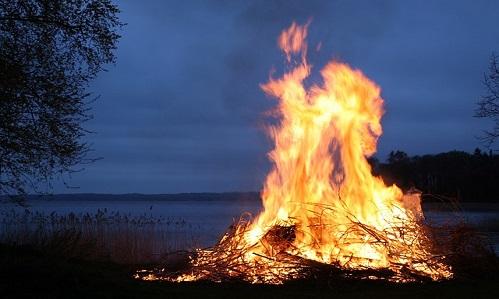 Jak v případě potřeby rozdělat oheň?
