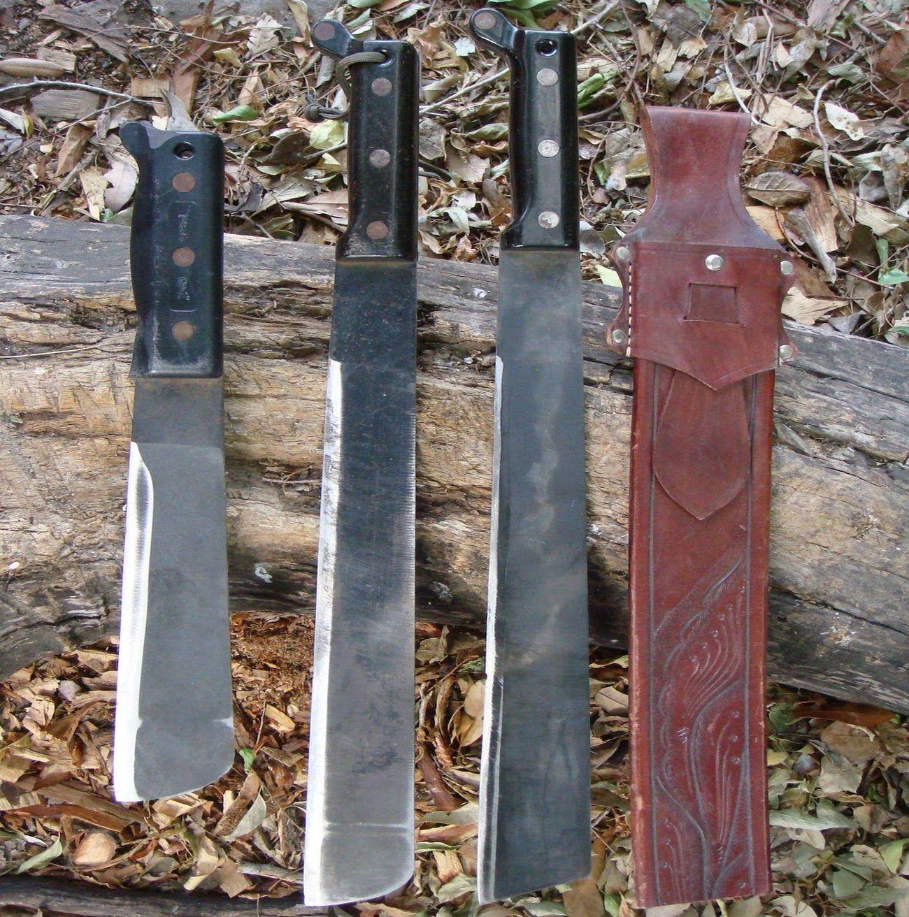 Jak vybrat mačetu?